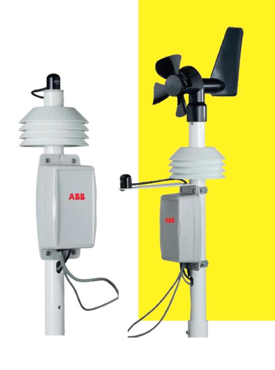 VSN800 Weather Station di Fimer