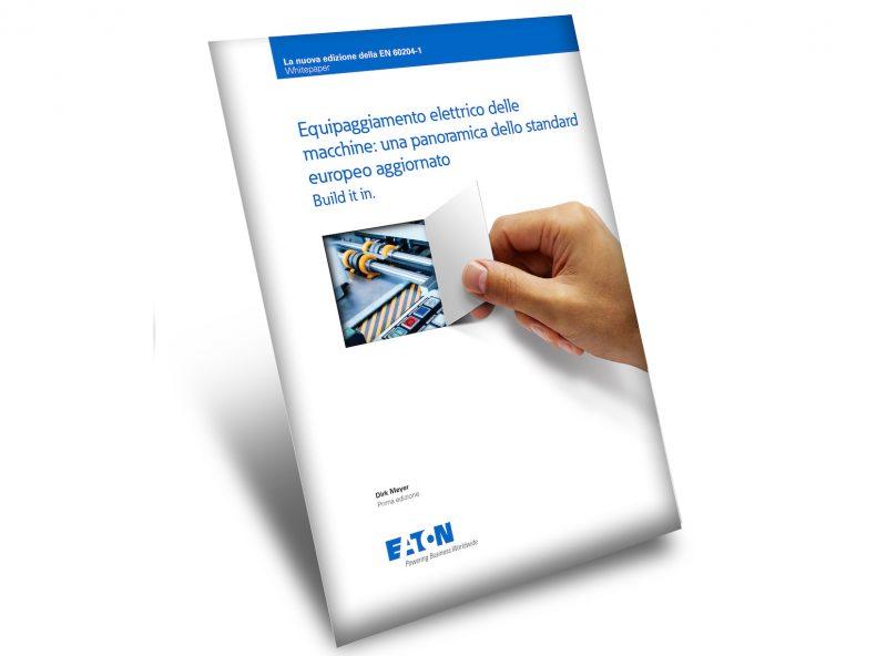 Panoramica di Eaton sull'aggiornamento dello standard CEI EN 60204-1