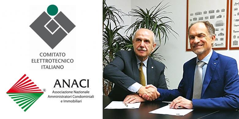 Accordo CEI–ANACI 2018: procedure e standard per edifici più sicuri