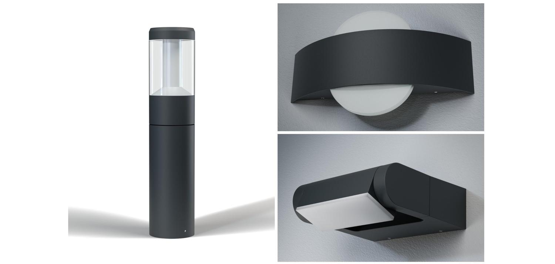 Nuovi apparecchi di iluminazione per esterni ledvance for Apparecchi di illuminazione per bungalow