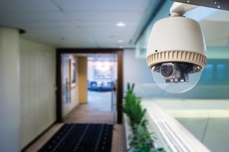 L'installatore in tribunale: le telecamere nei condomini