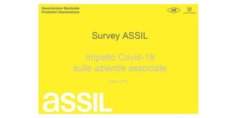 Survey ASSIL: aggiornamento al mese di giugno 2020