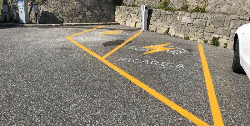 18 colonnine di ricarica a San Marino dotate di Zapgrid, la app di Sonepar