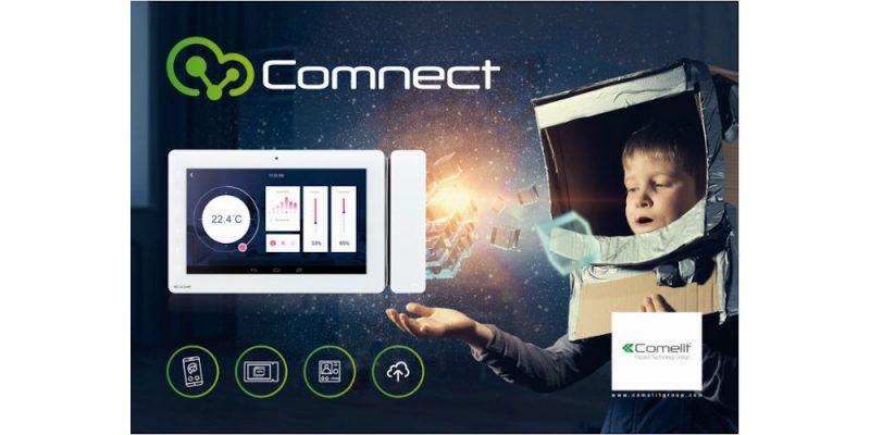 Comnect: la perfetta integrazione secondo Comelit