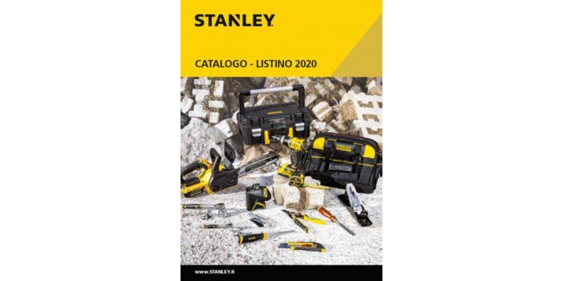 Catalogo Stanley 2020: un'offerta completa che si rinnova ogni anno