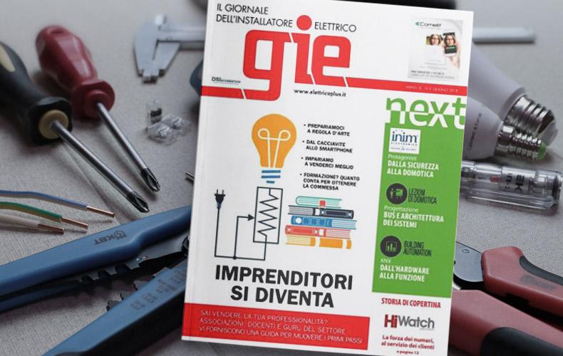 Vuoi diventare un piccolo imprenditore? Il Giornale dell'Installatore Elettrico ti spiega come!