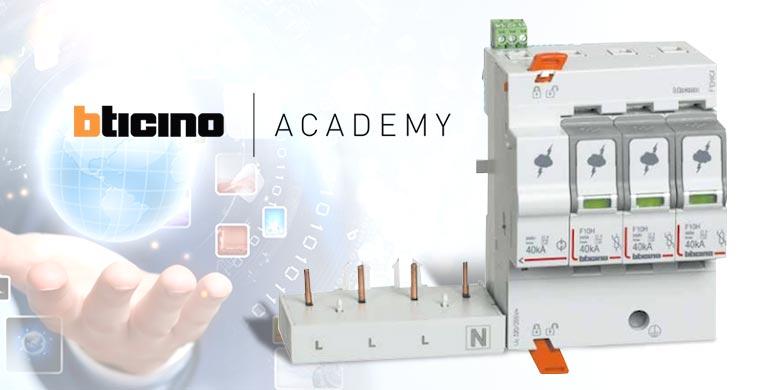 Scopri i nuovi corsi online Bticino Academy di Giugno