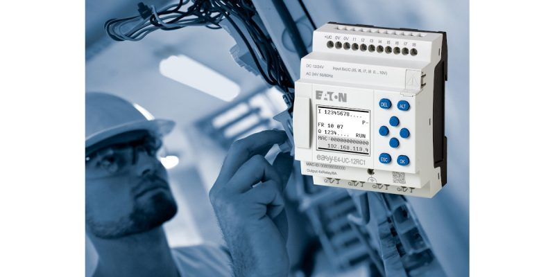 easyE4 di Eaton: efficientamento e automazione dei processi produttivi