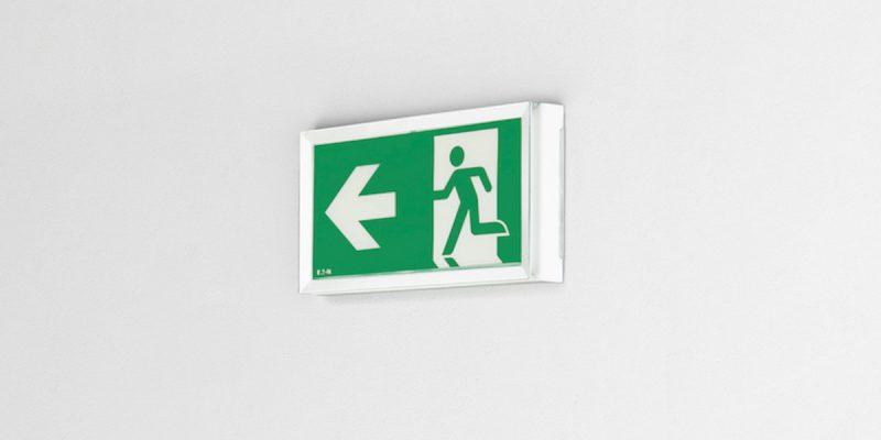 FlexiTech di Eaton: la gamma per la segnaletica di sicurezza e l'illuminazione di emergenza