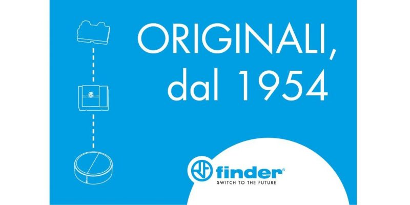 Originali dal 1954: la storia di Finder