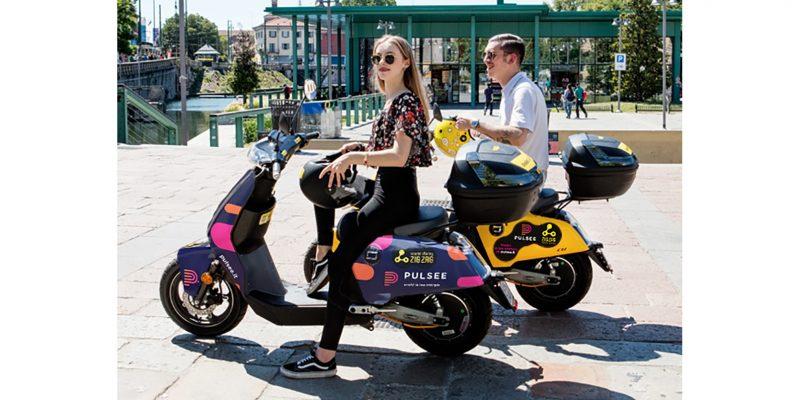 Pulsee investe nella mobilità elettrica a due ruote: sicura, smart e sostenibile