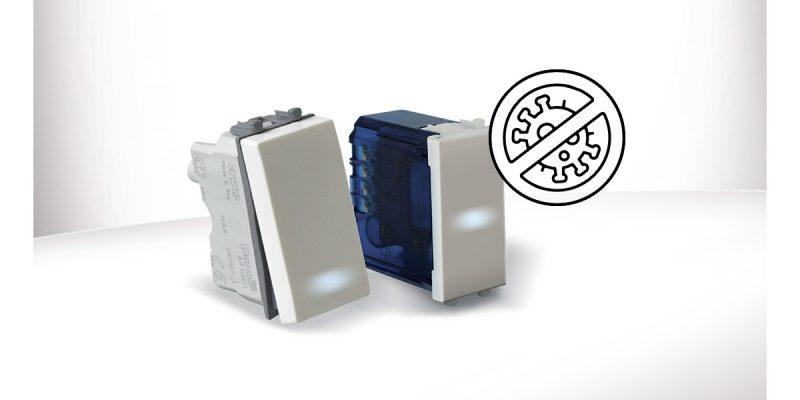Gamma antibatterica AVE Domus 100: design e sicurezza