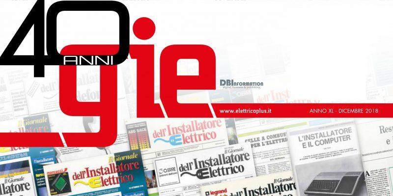 Buon compleanno GIE! Uno Speciale dedicato agli ultimi 40 anni del settore elettrico