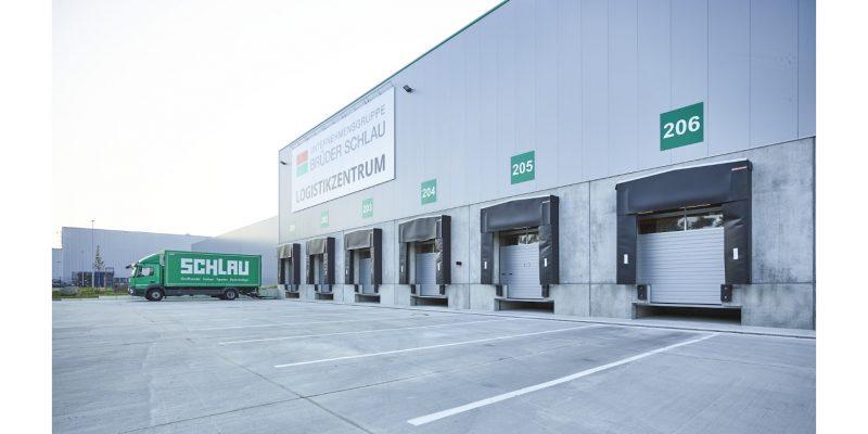 Hörmann per una logistica efficiente: le soluzioni per il Gruppo Brüder Schlau