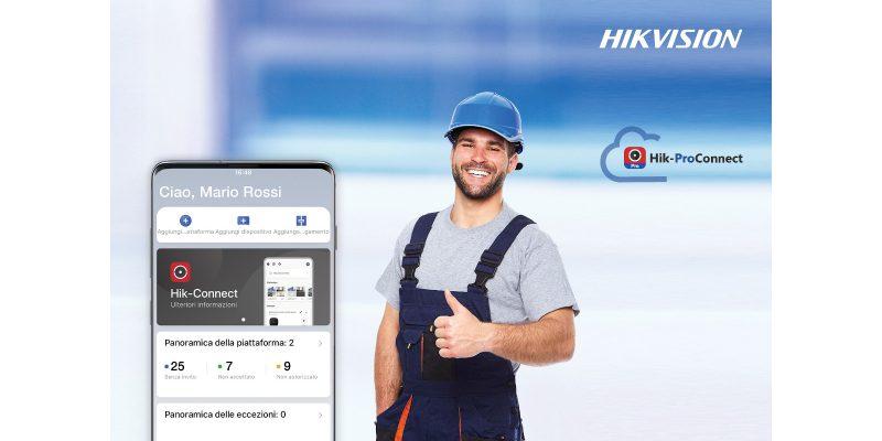 Cloud HIK-ProConnect: la piattaforma per gestire tutti i dispositivi Hikvision