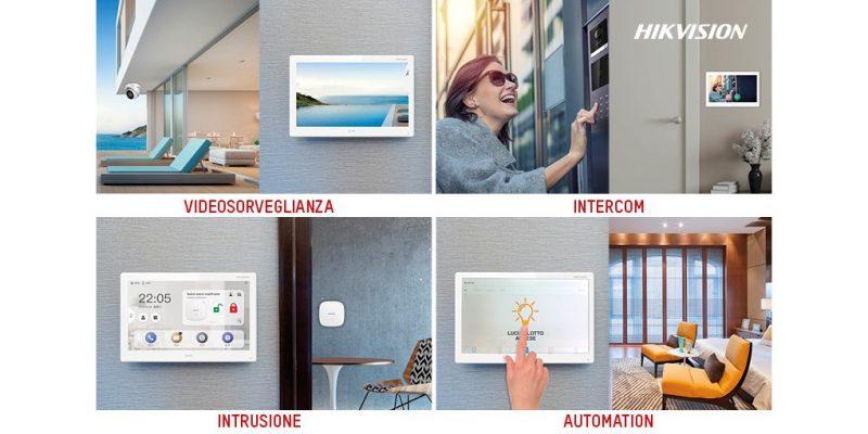 Monitor Supervisore Hikvision: convergenza per sicurezza e automazioni