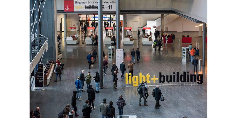 Rinviato Light + Building: la fiera si terrà dal 27 settembre al 2 ottobre 2020