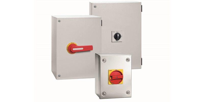 Nuovi interruttori Lovato Electric: robusti, affidabili e facili da installare