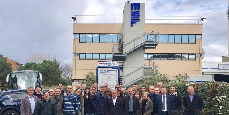 Mef si rafforza in Emilia Romagna con l'acquisizione di Coime