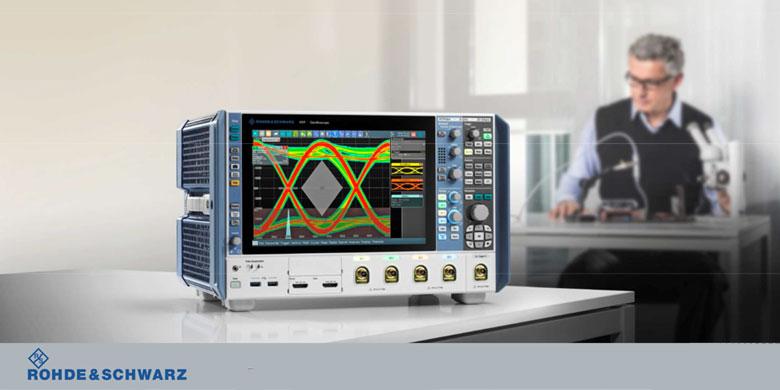 Nuovo oscilloscopio ad alte prestazioni Rohde & Schwarz