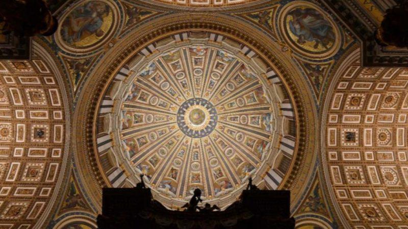 Osram illumina la Basilica di San Pietro di una nuova luce