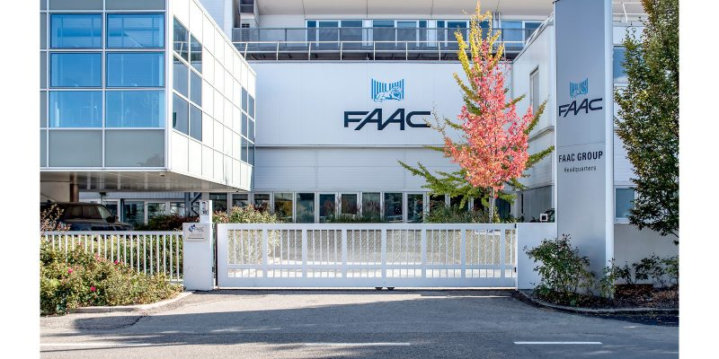 FAAC acquisisce dallo svedese Assa Abloy parte del business europeo