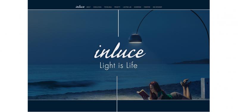 InLuce: online il nuovo sito della divisione illuminotecnica di MEF