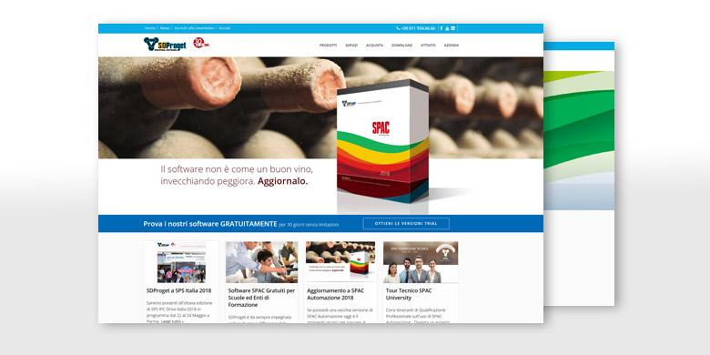 SDProget: online un nuovo sito al servizio dei progettisti