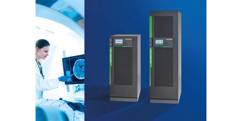 Masterys GP4 HC di Socomec: continuità di servizio per le apparecchiature di imaging medicale