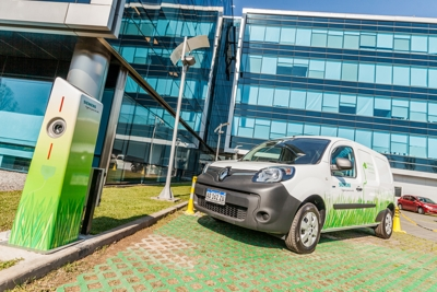 Siemens: il software italiano ricarica i veicoli elettrici in Argentina