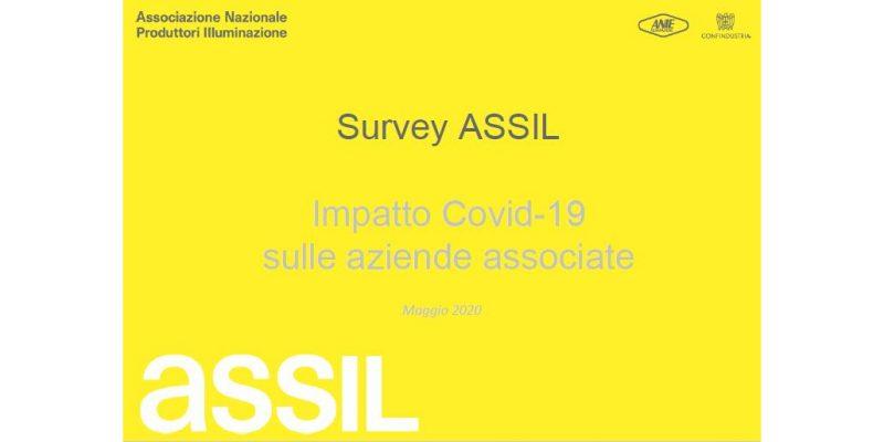 ASSIL conferma l'impatto negativo del Covid sull'industria dell'illuminazione
