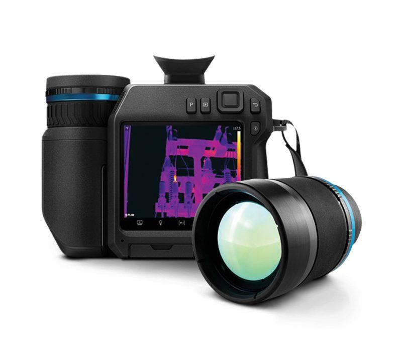 Termocamera FLIR T860 ad alte prestazioni, semplifica le ispezioni industriali