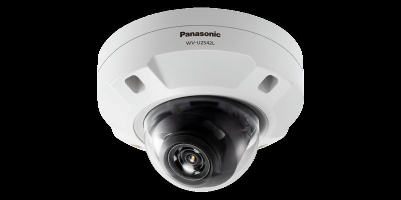 Telecamere Panasonic Serie U: sicurezza, affidabilità e prezzo contenuto