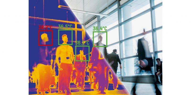 Camere termografiche Hikvision: screening rapido e accurato