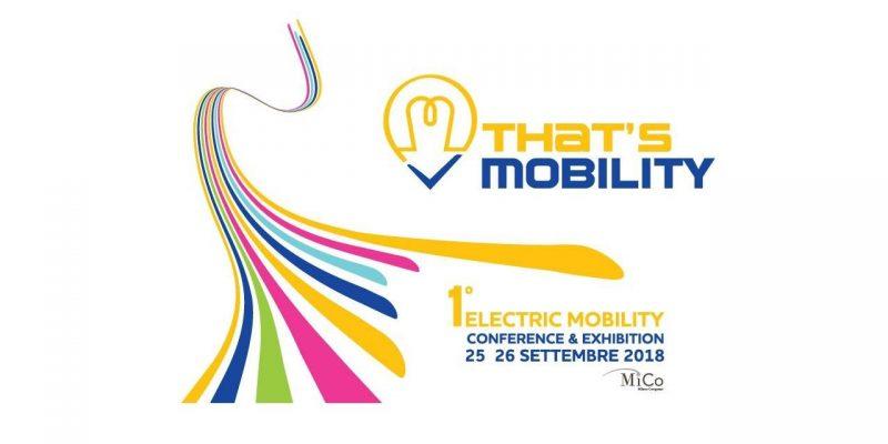 In mostra a Milano i segreti della mobilità elettrica con That's Mobility