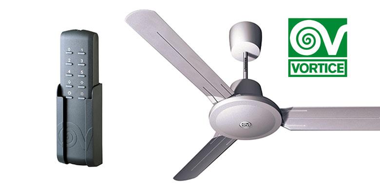 NORDIK EVOLUTION: gli intramontabili ventilatori da soffitto reversibili