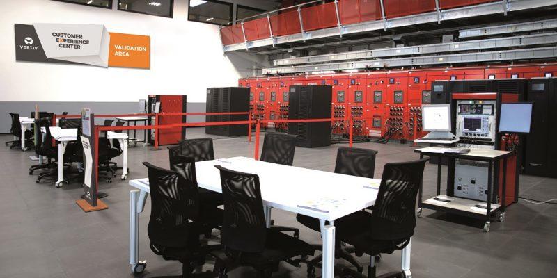 Vertiv amplia l'innovativo Customer Experience Center