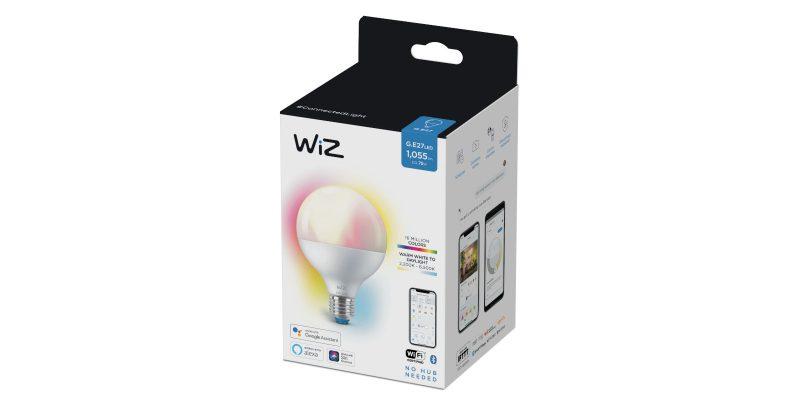 Signify lancia WiZ, la nuova gamma di prodotti d'illuminazione intelligente