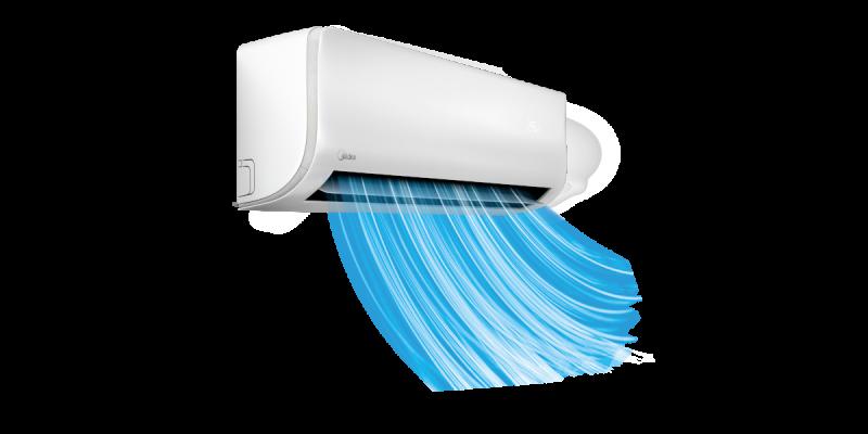 Midea Xtreme: la serie di climatizzatori dalle prestazioni estreme